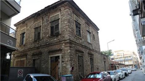 Gaziemir'in en eski yapısı 2 milyon 800 bin TL'ye kamulaştırıldı