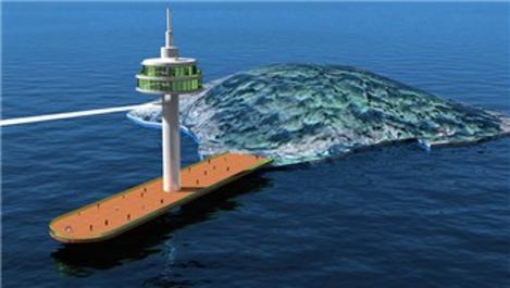 GİSİAD'dan Giresun Adası'na teleferik ve yat limanı için proje