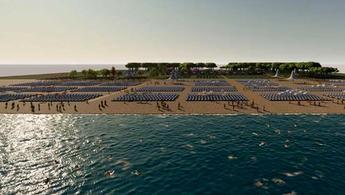 Belek'te bu yaz iki ücretsiz halk plajı hizmete giriyor!