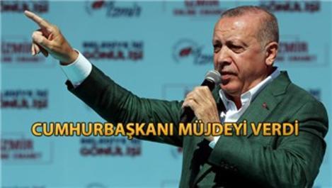 """""""İzmir-Çandarlı arası 40 dakikaya inecek"""""""