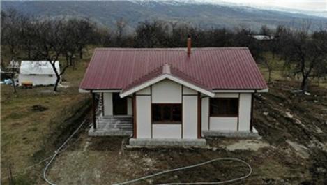 İşte deprem bölgesine yapılacak örnek ev!