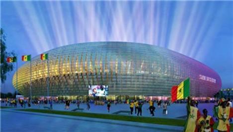 Senegal Olimpiyat Stadyumu'nda Tabanlıoğlu Mimarlık imzası!