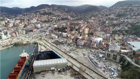 Zonguldak'ta yapı ruhsatı verilen daire sayısı 2 bin 788 oldu