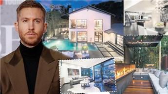 Calvin Harris, malikanesini 4 yıl sonunda 9.9 milyon dolara sattı