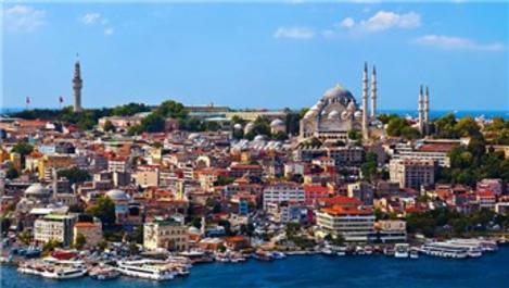 İstanbul'u Ocak ayında 1 milyon kişi ziyaret etti