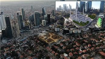 Levent Camisi'nin inşaat çalışmaları başladı