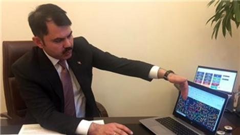 """""""Elazığ'daki 62 bin konutun dijital verileri sisteme girildi"""""""