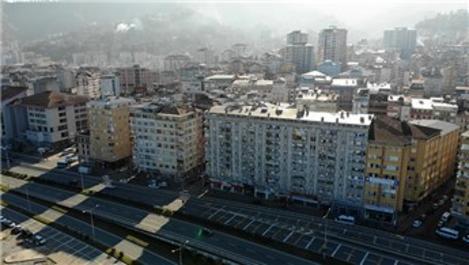 Dolgu alandaki evler kentsel dönüşüm için gün sayılıyor