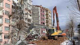 Malatya'da ağır hasarlı bina sayısı: 4 bin 933!