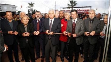 Antalya Döşemealtı'nın ilk AVM'si kapılarını açtı