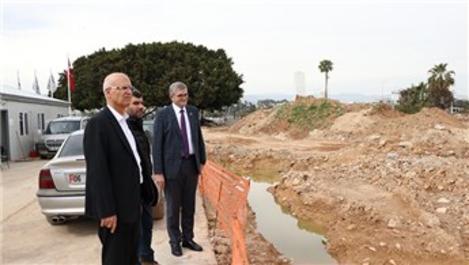 Mersin Millet Bahçesi 29 Ekim'de açılacak