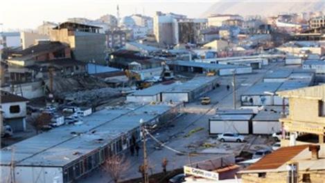 Van Erciş'e 'millet bahçesi' yapılacak