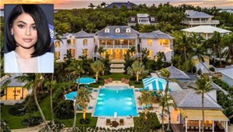 Kylie Jenner'ın günlüğü 10 bin dolarlık villası!