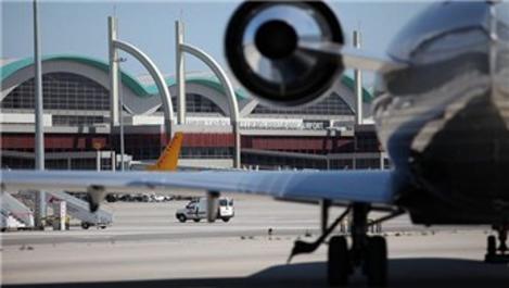 Sahiha Gökçen Havalimanı'ndan 2 ayda 5,5 milyon yolcu geçti