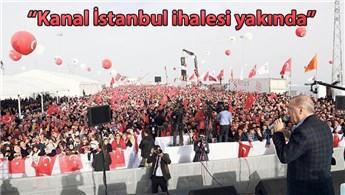 Başkan Erdoğan, Kuzey Marmara Otoyolu'nu hizmete açtı