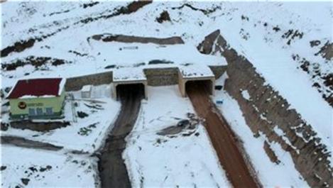 Salmankaş Tüneli ile 3 saatlik yol mesafesi yarıya indi