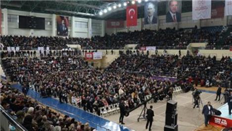 TOKİ Sakarya Adapazarı'nda 445 konut sahibini buldu