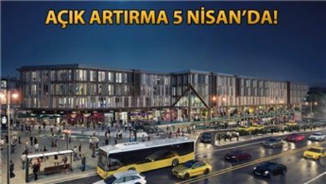 Torkam E5'in Cadde ve Metro dükkanları satışa çıkıyor