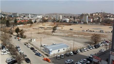 Gaziantep Millet Bahçesi çalışmaları hız kazandı