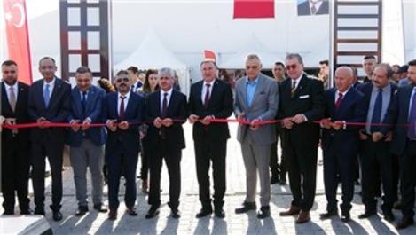 Hatay'da 4. Yapı, İnşaat ve Dekorasyon Fuarı açıldı