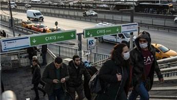 İstanbul'da koronavirüs toplu taşımayı etkiledi