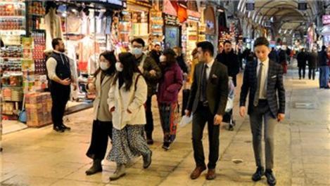 Kapalıçarşı'da ziyaretçi sayısı üç günde yüzde 20 düştü