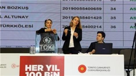 TOKİ İstanbul Tuzla sosyal konutlar için kura çekilişi!