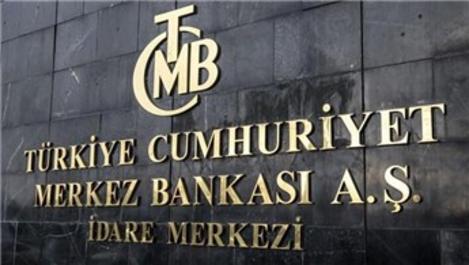 Merkez Bankası, politika faizini yüzde 9.75'e düşürdü