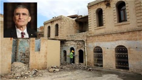 Aziz Sancar'ın Mardin'deki evi müze oluyor