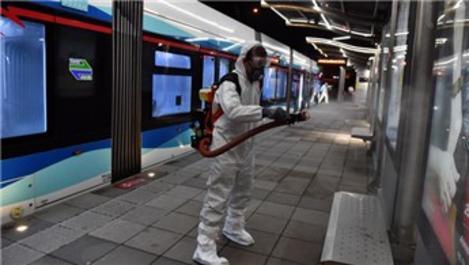 İzmir'de toplu ulaşımı kullananların sayısı yüzde 51,3 azaldı