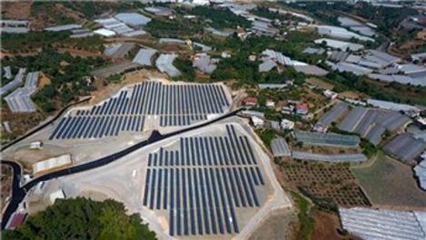 Alanya'da güneş enerjisiyle 8 milyon TL'lik tasarruf!