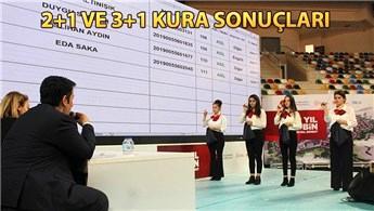TOKİ Başakşehir kura sonuçları açıklandı