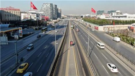 İstanbul'da toplu ulaşım kullanımı yüzde 64 oranında düştü