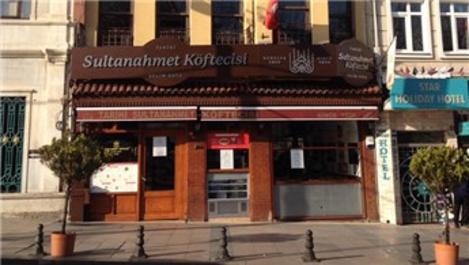 Sultanahmet Köftecisi, 100 yıldır ilk kez açılmadı