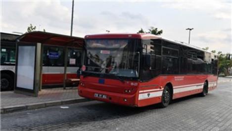 İzmir'de toplu taşıma kullanımı yüzde 77 azaldı