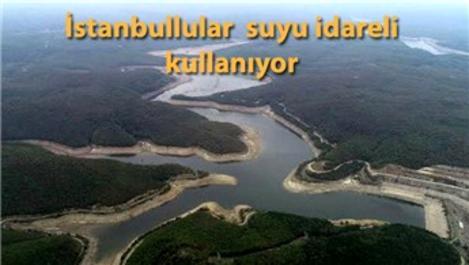 İstanbul'da barajların doluluk oranı yüzde 63.81!