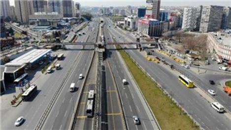 İstanbul'da toplu ulaşım kullanımı yüzde 70 düştü