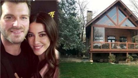 Kıvanç Tatlıtuğ, Kemerburgaz'daki villasına kapandı!