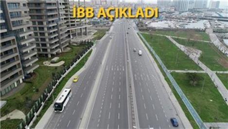 İstanbul'da toplu taşıma kullanımı yüzde 83 oranında düştü