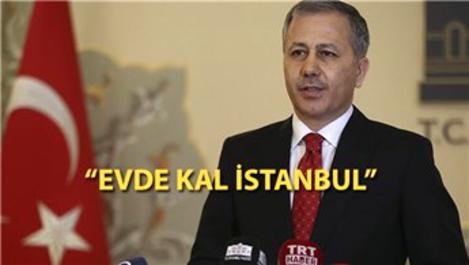 İstanbul Valisi Yerlikaya'dan İstanbullulara çağrı!