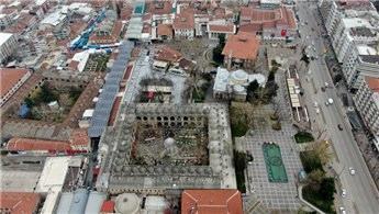 Bursa sokakları bomboş, camiler ve tarihi çarşılar kapalı!
