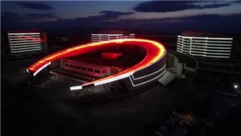Erzurum Şehir Hastanesi koronaya karşı teyakkuzda