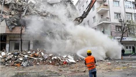Avcılar'da kentsel dönüşümde yıkım işlemlerine korona düzenlemesi