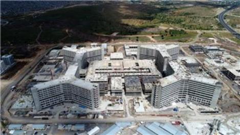 Gaziantep Şehir Hastanesi 1,5 yıl içerisinde hizmete girecek