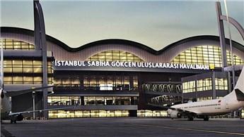 Sabiha Gökçen Havalimanı'nda uçuşlar geçici süre durduruldu