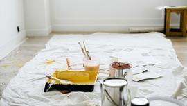 Gönüllü karantinada evde yapılabilecek dekorasyon önerileri