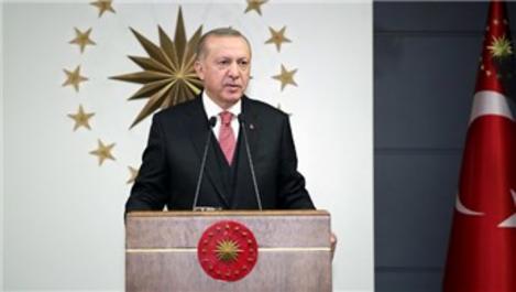 Başkan Erdoğan'dan 'Biz Bize Yeteriz Türkiyem' kampanyası!