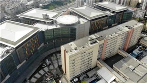 Yenilenen Okmeydanı Hastanesi erken hizmete açıldı
