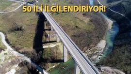 Karadeniz-Akdeniz Yolu, yıl sonunda tamamlanacak