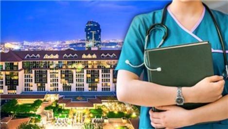 Doğuş Grubu, Grand Hyatt Oteli'ni sağlık çalışanlarına açtı